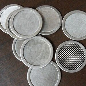 Stainless Steel Braided Mesh